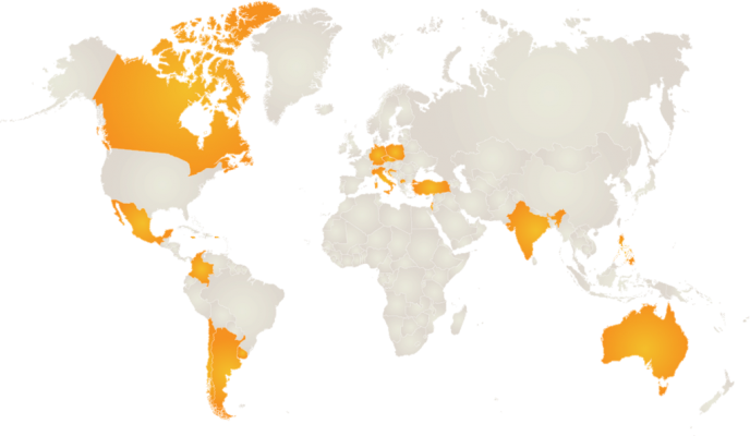 global vaping map